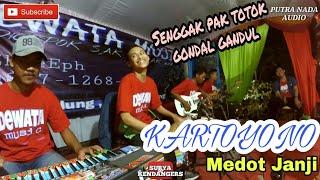 Medot janji.. kendang mawut new Dewata music