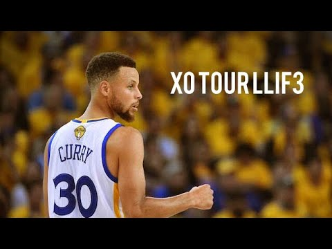 Stephen Curry XO TOUR Llif3