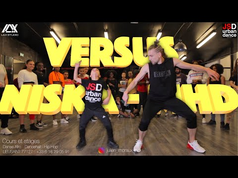 Versus - Niska ft MHD Afrodance @julien_moraux_jsd