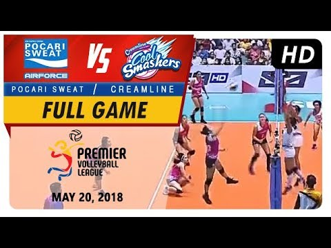 PVL RC Season 2 - WD: Air Force Lady Warriors vs. Cool Smashers | Full Game | 2nd Set | May 20, 2018