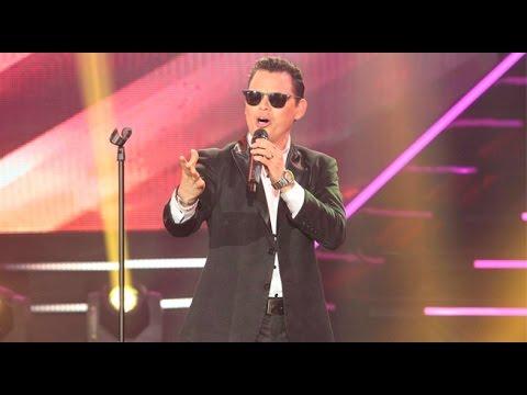 """Yo Soy: imitador de Marc Anthony abrió la noche con """"Hasta ayer"""""""