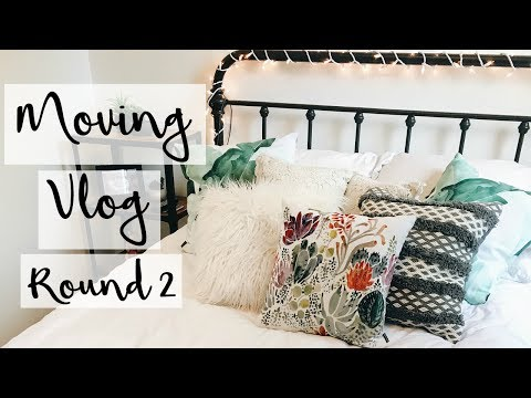 MOVING VLOG PT. 2 & WHY I LEFT // Julia Giaimo