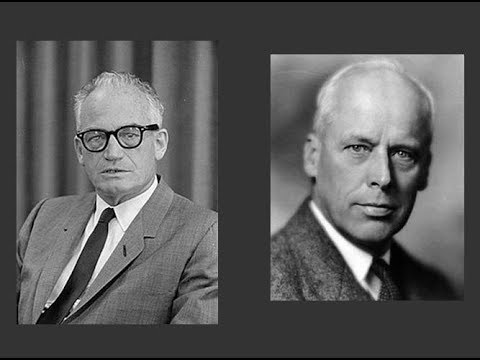 Socialism vs. Capitalism:  Barry Goldwater vs. Norman Thomas - Debate - Nov 1961