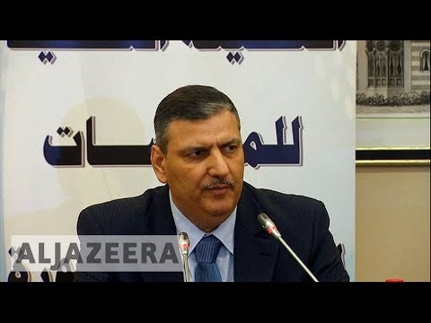 Syrian opposition leader resigns ahead of UN peace talks
