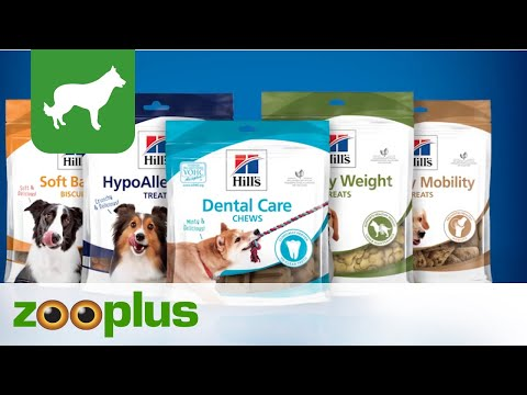 Video: Hundesnacks | Hill's | zooplus.de
