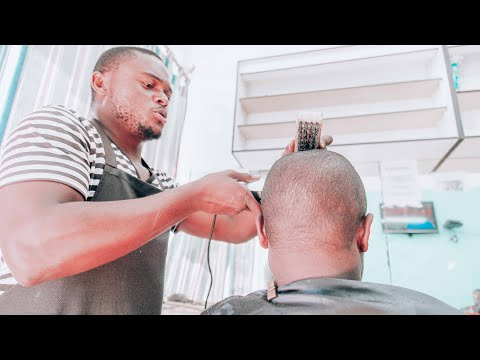 Nomad Barber - Smith Malick (Cape Town)