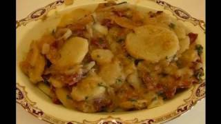 Betty&#39s Hot German Potato Salad