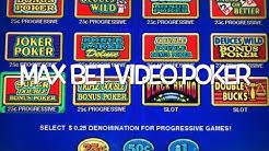 $20 Video Joker Poker  MBVP #1