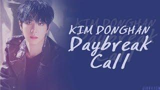 Kim Donghan  김동한  - 새벽전화  Daybreak Call   Lyrics Han rom eng Color Coded
