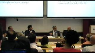 2011 Book Launch on 'Future Prospects of India and China in The Global Economy ...