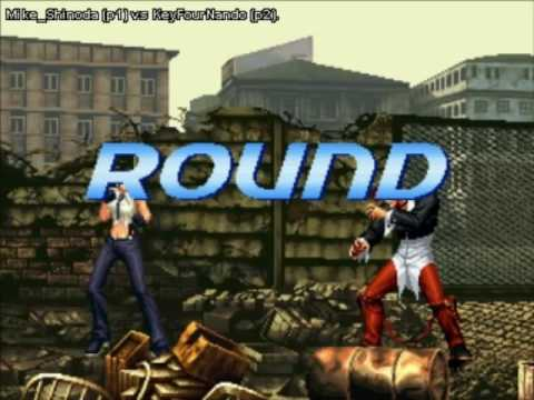 FightCade kof 2000 Mike_Shinoda (Brazil) vs KeyFourNando (Brazil)