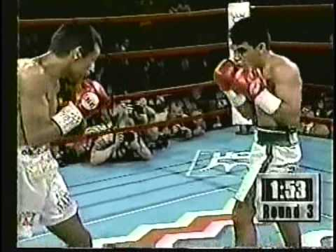 Ricardo Finito Lopez vs. Alex Sanchez
