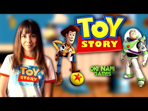 История игрушек  Toy Story (SEGA) - прохождение с комментариями