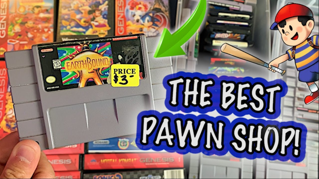 TOP 5 RETRO VIDEO GAME HUNTING FINDS!    Monday Memories (S1:E3)