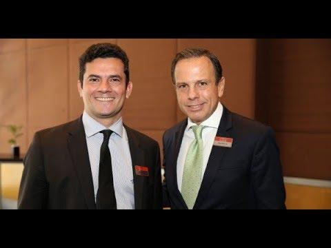 c7eddde2ea Moro fará palestra para ricos nos EUA em evento do Doria (PSDB). E não tem  lado né?