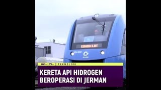 KERETA API HIDROGEN BEROPERASI DI JERMAN