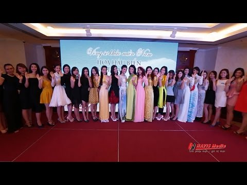 Hoa Hậu Biển Việt Nam 2016 - Sơ Khảo Khu Vực Miền Nam 04/04/2016