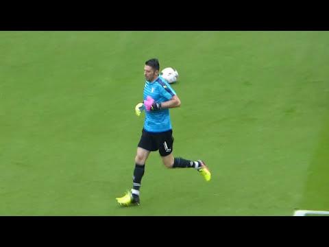 Gianluigi Buffon ● Italy vs Spain ● Euro 2016
