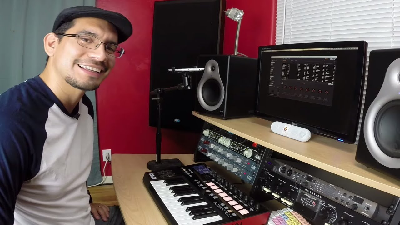 akai advance 49 product demo with alex solano youtube. Black Bedroom Furniture Sets. Home Design Ideas