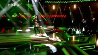 My Life Would Suck Without You by Kelly Clarkson - LISA - X-Factor 2009 - HQ