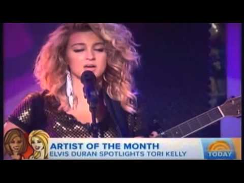 Tori Kelly  Dear No One   @ the Today Show  091713