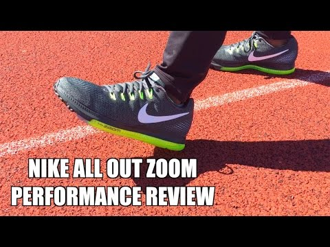 NIKE ALL OUT ZOOM (LOW) | REVIEW