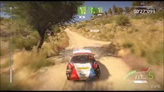 WRC 7 - Rally Italia Sardegna (Monte Lerno) - Gameplay (PC HD) [1080p60FPS]