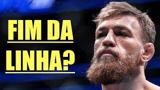 Conor McGregor anuncia aposentadoria do MMA