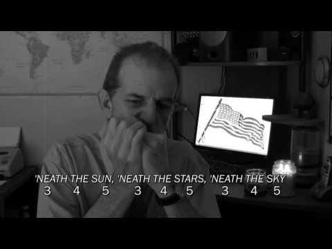 Harmonica harmonica tabs photograph : Taps (with lyrics & harmonica tabs) - YouTube