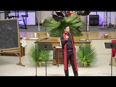 Palm Sunday Service//Episcopal Church//Anglican// Livestream