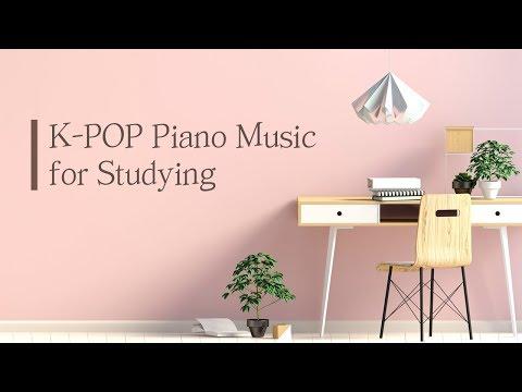 공부할때 듣는 가요 피아노 모음  2HOURS Kpop Piano Music Collection : Study, Sleep Music