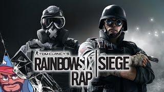 "Rainbow Six Siege Rap Song ""Rainbows in the Dark"" w/ ROCKIT GAMING #NemRaps"