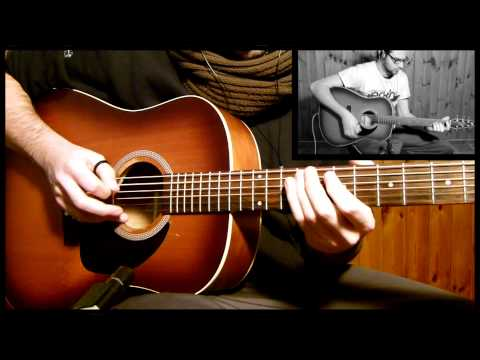 Another Day - Dream Theater (Matteo Del Fabbro acoustic cover)