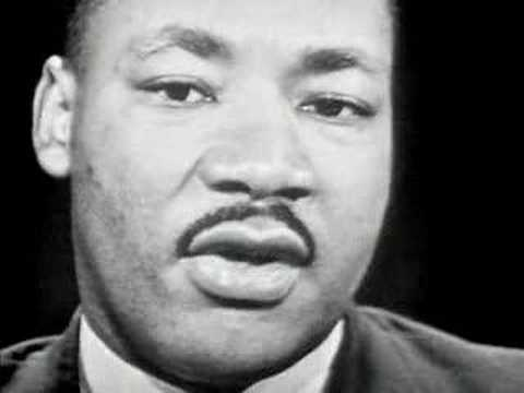MLK vs. Malcom X