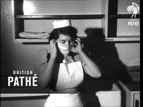Nurses At London Hospital (1964)