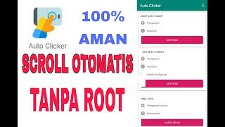 Tutorial Auto Scroll TikTok dan Snack video Tanpa Root screenshot 2