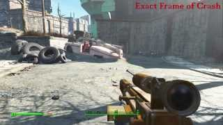 Fallout 4 - Crashes to Desktop