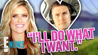 Christina Haack Slams People Criticizing Her New Relationship