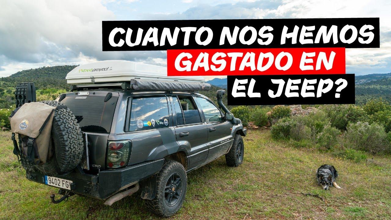 ¿Cuánto nos hemos gastado en nuestro Jeep Grand Cherokee?