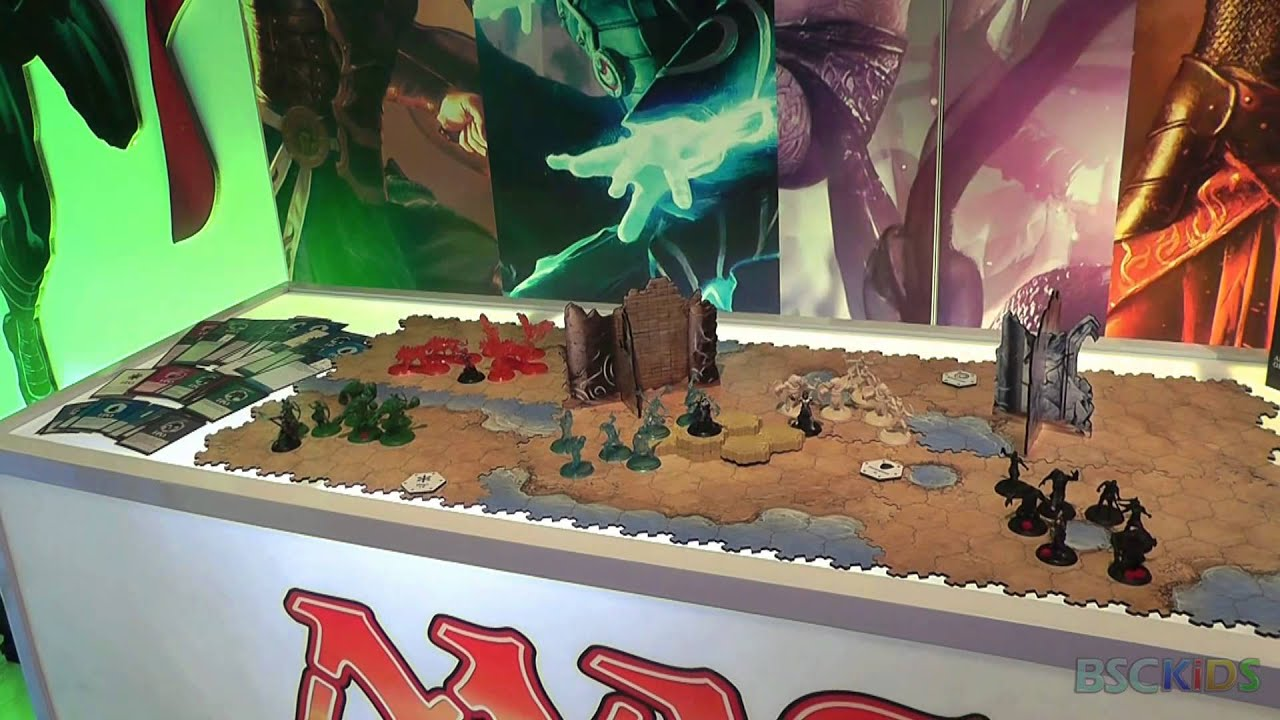 Arena of the Planeswalkers - MAGIC THE GATHERING - YouTube Planeswalker Arena Board Game