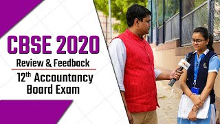 CBSE 12th Accountancy Board Exam 2020: Paper Review, Feedback, Students' Reactions & More