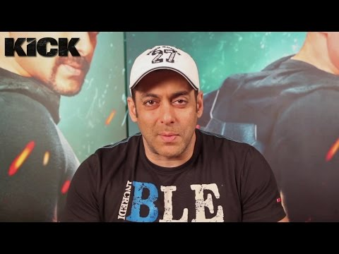 Salman Khan sings Tu Hi Tu & invites you to watch it | Salman Khan | Kick