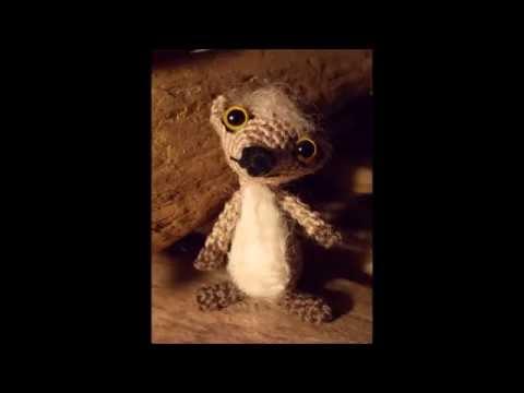 Häkeln Erdmännchen Gratisanleitung Youtube