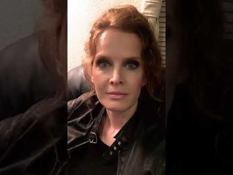 Rebecca Mader's last day on Once Upon A Time set.