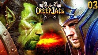Creepjack - Warcraft 3: The Frozen Throne #03 mit Florentin & Jannes