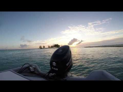 Quick tour of Ikari House on Kiritimati Island