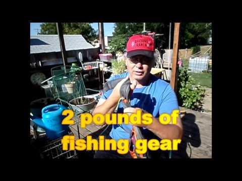 Poor man's 2 pound Fishing Bag