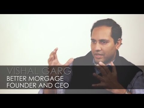 Vishal Garg, Better Mortgage, Founder and CEO: AI, Blockchain, and Fraud in the Mortgage Space