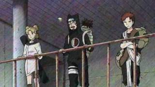 Kankuro, the Puppet Master
