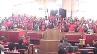 """Christ Made the Difference"" FUDA Youth Choir"